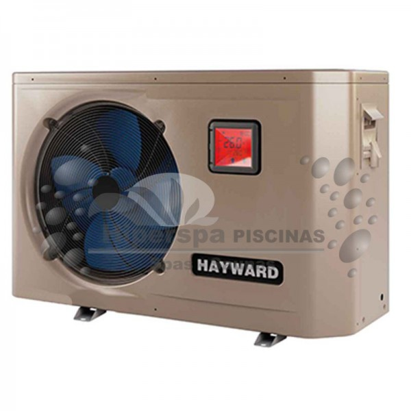 Bomba de calor piscina energyline pro 11 kw hayward hiperspa for Bomba calor piscina