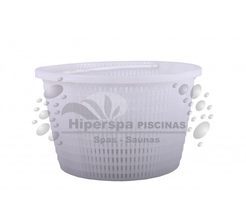 Cesto skimmer 17 5 litros hiperspa for Vaso piscina