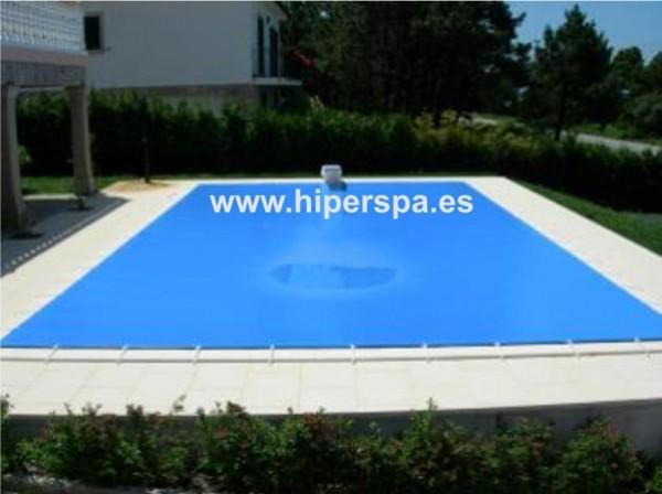 Lonas para piscinas eco 8 x 4 cobertor invierno hiperspa - Manta de invierno para piscina ...
