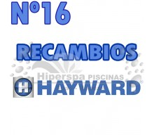 Repuesto eVac / SharkVac de Hayward