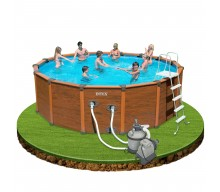 Piscina elevada Sequoia Spirit Intex