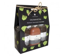 Kit nº 1 Momento Sauna Ideal para Regalo