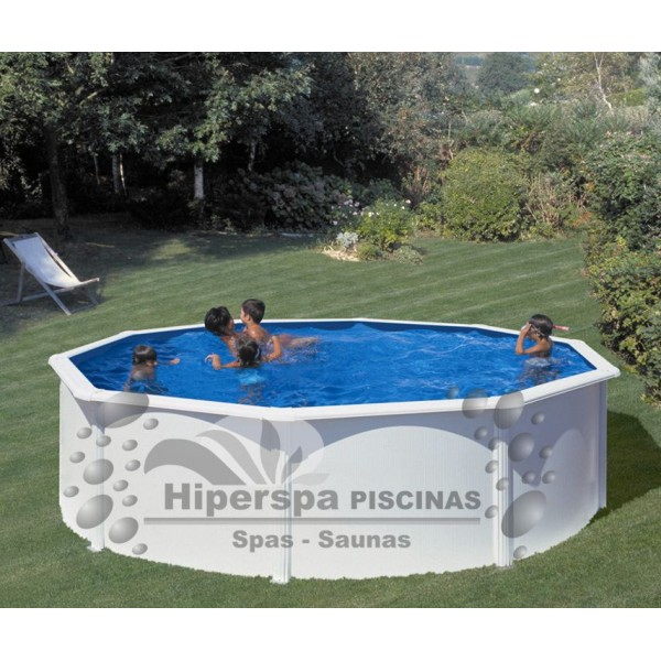 Piscina gre elevada fidji hiperspa for Repuesto piscina gre