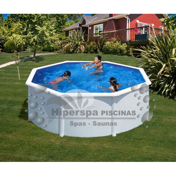 Piscina gre elevada atlantis hiperspa for Repuesto piscina gre