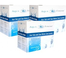 Aquafinesse spa barato kit 3 uds