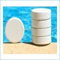 cloro en pastillas piscinas