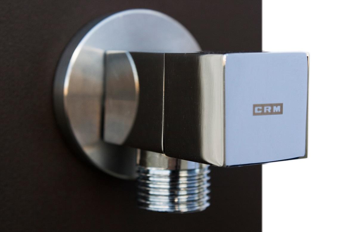Grifo lavapies ducha solar Watermixer RT
