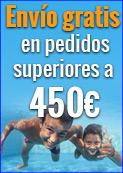 Envío gratis piscinas hiperspa