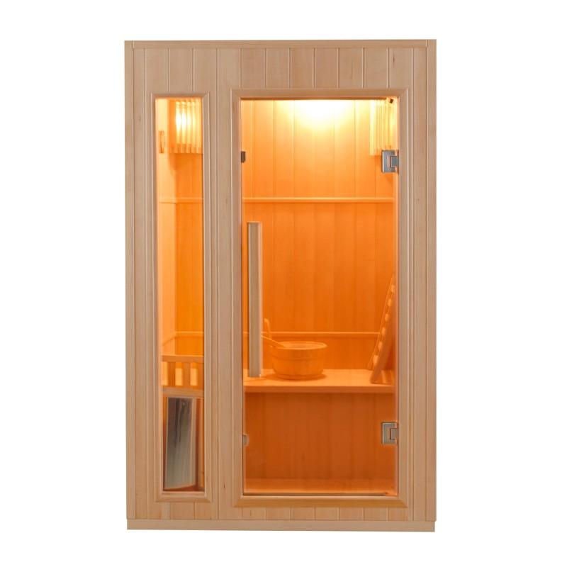 Sauna de infrarrojos Francia-Sauna de lujo 1 lugar