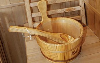 Cromoterapia sauna de lujo